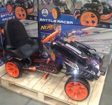 Hauck Nerf Battle Racer Kids Go Kart Ride On Pedal Car Gokart Pedaling Cart