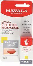 Mavala Cuticle Oil 5ml - 2 Pack