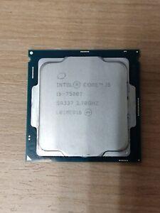 Intel Core i5-7500T 2.7GHz LGA1151 6MB Quad Core Desktop Processor CPU SR337