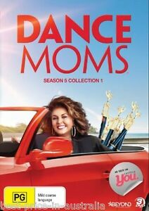 DANCE MOMS: Season 5: Collection 1 DVD TV SERIES REALITY TV 3-DISCS BRAND NEW R4