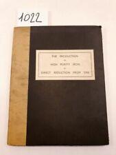 Libri vecchi dal 1930 al 1939 in inglese