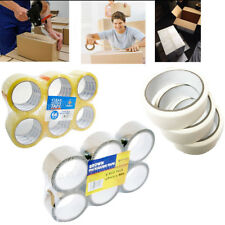 MASKING Tapes Adhesive Craft Paint DIY BROWN Mail Parcel Fragile Packing Seal