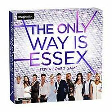 The Only Way Is Essex: Trivia Board Game
