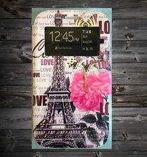 Funda tapa libro (Flip Cover Case) Sony Xperia M