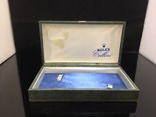 ROLEX ANTIQUE WATCH BOX CASE S.A GENEVE SUISSE 47.01.3 100%Authentic fk2454
