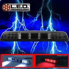 New LED 3rd Third BRAKE Light 99-08 Ford F250 350 Super Duty SMOKE Lens All Cabs