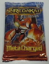Redakai Conquer The Kairu Booster Pack from Box NEW Meta Charged