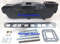 Volvo Penta 3.0 Exhaust-Intake Manifold (1992-09) - 3858870; BARR-1-3858870