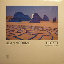 Jean Verame, Tibesti - Pascal Bonafoux