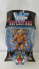 Jakks Pacific 1996 WWF World Wrestling Federation Sycho Sid MIB #A3321