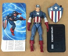 CAPTAIN AMERICA Classic WWII #008~ Marvel Universe Collection~ COMPLETE~ Hasbro
