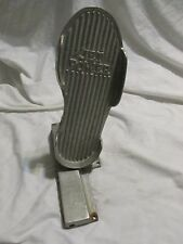 Vintage Super Jet Power Cast Aluminum Throttle Pedal Boat Jetboat Dragboat H121