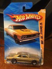 2010 Hot Wheels New Models '67 Chevelle SS 396 #44
