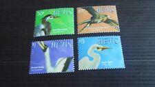 NEVIS 2010 SG 2180-2183 BIRDS MNH