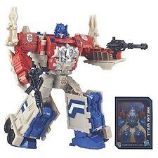 Transformers Generations Titans Return Leader Powermaster Optimus Prime Figure