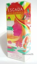 ESCADA TAJ SUNSET WOMEN PERFUME EDT 3.3 OZ SPRAY 100 ML NEW IN SEALED BOX