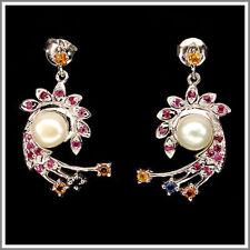 Sterling Silver Ruby Fine Jewellery