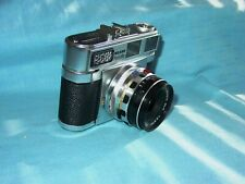 BRAUN  PAXETTE  Super  III   BRAUN 50 mm