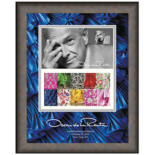 USPS New Oscar de la Renta Framed Art
