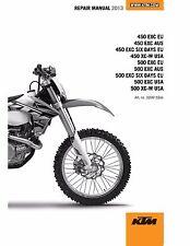 ktm exc 2013 ebay rh ebay ie 2015 ktm 500 exc owners manual 2013 ktm 500 exc owner's manual