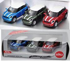 Siku Super 6213 00601 MINI Set 1:55 (Limited Edition) Werbemodell / Sondermodell