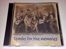 Spanks for the Memories by Asylum Street Spankers (CD 1996 Watermelon) COUNTRY