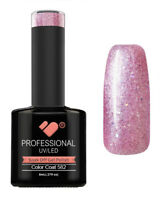 582 VB™ Line Rose Purple Mirror Glitter - UV/LED soak off gel nail polish