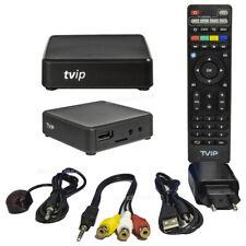 TVIP v.615 ( NEU )  4K ULTRA HD - IPTV Stalker Player Box WLAN / Wifi