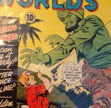 Vintage Unknown Worlds Comic Book Lot
