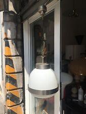 LAMPADA  SOSPENSIONE 1960 DELTA SERGIO MAZZA ARTEMIDE ITALIAN DESIGN CHANDELLIER