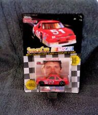 Racing Champions Die Cast Stock Car & Collector Card #72 Tracy Leslie 1991 - New