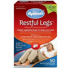 Hyland's Restful Legs Tablets 50 ea