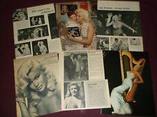 Jayne Mansfield - Clippings