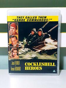 Cockleshell Heroes. The BLU-RAY NEW