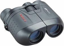 Tasco Essentials Binoculars 8-24X25mm, Black Porro Mc, Zoom, Box 6L