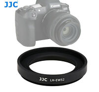 JJC Metal Screw-in Lens Hood Replaces EW-52 for Canon RF 35mm f/1.8 Macro IS STM