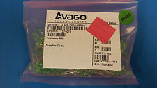 (25 PCS) HLMP-Y802 AVAGO LED Uni-Color Green 575nm 2-Pin T-1 Bulk