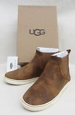"BNWT UGG ""Hollyn Deco Quilt"" trainer boots in Chestnut,size UK 3.5"