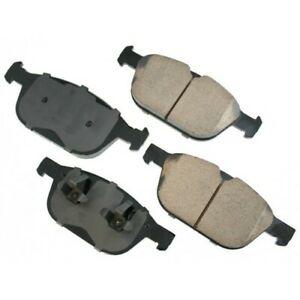 Frt Ceramic Brake Pads  Akebono  EUR1412