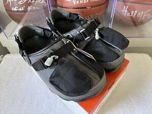 Crocs x BEAMS Classic All-Terrain Military Clog Black & Grey Size 9M