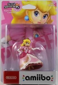 Nintendo Amiibo Character Peach No 2  (Super Smash Bros. Collection)