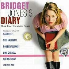 Il Diario Di Bridget Jones O.S.T. Original Soundtrack Colonna Sonora CD MERCURY