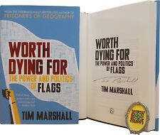 Signed Book - Worth Dying For by Tim Marshall