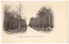 CPA 60 - COMPIEGNE (Oise) - 45. Forêt de Compiègne. Chasse à Courre. Bien aller