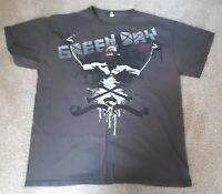 Green Day 21st Century Breakdown Tour 2010 Shirt Large