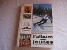 Livre L'album des Jeunes 1968