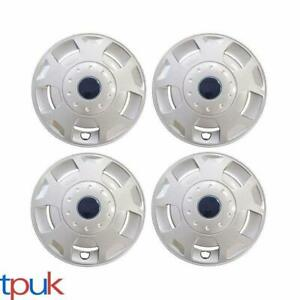 """4 of 15"""" inch Wheel Trim Trims Hub Cap Caps Cover FORD Transit Connect 2002-2013"""