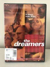 The Dreamers (Uncut Nc-17 Version) Factory Sealed (Ntsc 1) Authentic Bertolucci