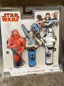 Disney Star Wars The Last Jedi Dive Characters Pool Sticks