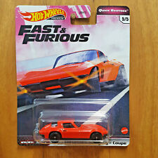 Hot Wheels Real Riders Nissan Skyline GTR R33 Fast and Furious Gjr79